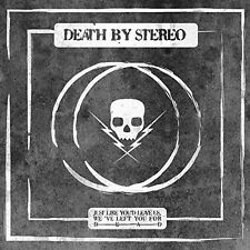 Death by Stereo - Just Like You'd Leave Us We've Left You For [New Vinyl]