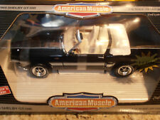 ERTL 1969 Ford Mustang Shelby GT-500 Convertible