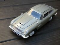 Aston Martin Superleggera DB5 '65 Bond 007 Hot Wheels 1:18 ELITE Toy Car Detail