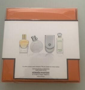 Hermes Miniature Fragrance Travel Set For Women