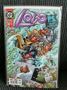Lobo #9 - DC / Dino Comics - 1998