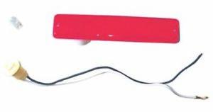 Omix 12401.04 Side Marker Light Fits 76-86 CJ5 CJ7 Scrambler
