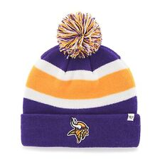 Bridgestone Golf Minnesota Vikings NFL Football Beanie Hat Cap Mens One Size
