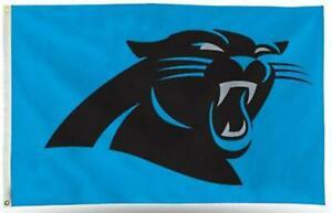 Panthers FLAG 3X5 Carolina Banner American Football Fast Shipping New USA.