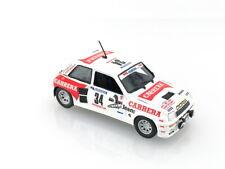 Renault 5 Turbo - CARRERA - Rally Tour de Corse 1984 - 1/43scale