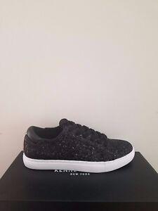 Kenneth Cole NEW York Women's Kit Glitter Sneaker Size 7.5 NEW NIB
