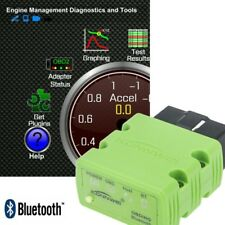 ELM327 Bluetooth OBD2 OBDII Automotive Car Diagnostic Fault Code Readers Scanner