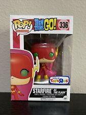 Teen Titans Go Starfire as Flash Toys R Us Exclusive Funko Pop
