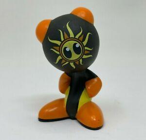 Sol Sun Black UB Funkey 2008 Series 2 Funkiki Island Mattel Discontinued Rare