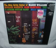 Nitty Gritty Guitar of Mason Williams, Howard Roberts, others, LP record, EX