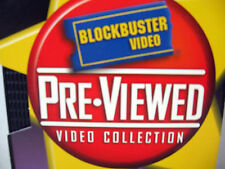 BLOCKBUSTER 1998 Collectible Video Pre-Viewed Collection COP LAND VHS