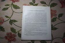 1910 Fachbericht Zeitschrift Bergbau / Oberschlesien Steinkohle Beton 25 Seiten