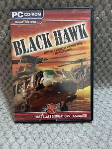 Black Hawk - Windows PC - Complete - FSX & FS2004 - Flight Simulator
