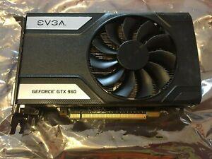 EVGA GeForce GTX 960 SC Mini ITX GAMING Graphics Card 4GB
