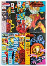 PSI-Lords: Reign of the Star Watchers #1-9 (1994 Valiant) Unread issues! NM