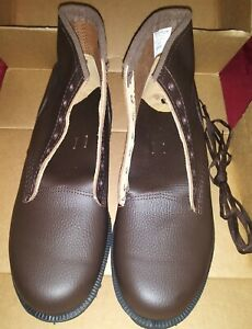 PCI Pennsylvania State Prison Mens Boots Leather Size 10 Brand New
