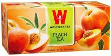 Wissotzky Herbal  Peach Tea,  25 bags
