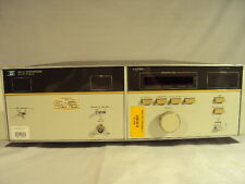 Hp Agilent 8671a Microwave Frequency Synthesizer 2 62ghz Hewlett Packard