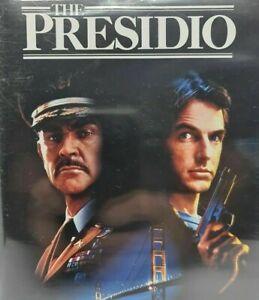 The Presido DVD Sean Connery 1988 Movie Rare - WIDESCREEN EDITION - AUST REG 4