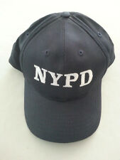 NYPD NEW YORK POLICE DEPATMENT LAW ENFORCEMENT Cap Hat Adjustable SNAPBACK