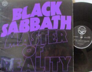 BLACK SABBATH - Masters Of Reality ~ VINYL LP