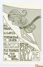 Ph Phactor La Sabres 1967 Apr 21 Crystal Ballroom Portland Handbill