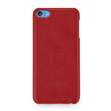 for Apple iPod Touch 6th Genuine Leather Back Cover Snap Hard Shell Case 9Color