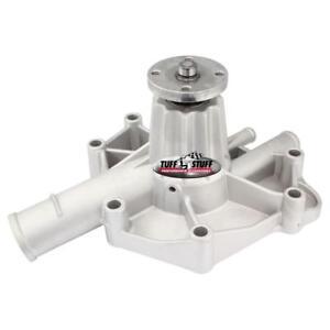 Tuff Stuff Water Pump 1465NA; Supercool Aluminum for Chrysler 318/340/360