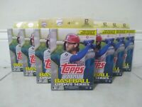 2020 Topps Baseball Update Series Hanger Box FACTORY SEALED Lot of 5