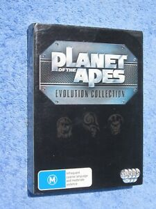 PLANET OF THE APES - EVOLUTION COLLECTION - DVD SET