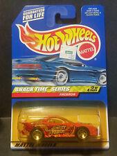 2000 Hot Wheels #14 - Snack Time Series 2/4 : Firebird - 26013