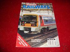 MODERN RAILWAYS MAGAZINE     August 1993