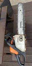 Stihl Chainsaw Ms180