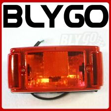 12V Rear Tail Brake Light 150cc 250cc Farm Bull Quad Dirt Bike ATV 4 Wheelers