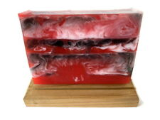 Men's Soap - Dragon's Blood - Sexy Masculine Scent - Handmade Shea Butter Soap