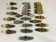 Tätigkeitsabzeichen Metall Bw BUNDeswehr neu Bronze Silber Gold