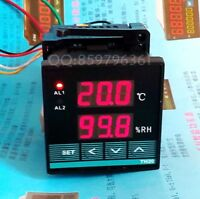 Digital Temperature Controller and Humidity Control Controller +Sensor 110v 220v