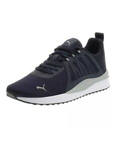 👟Puma SIZE 9.5 Pacer Net Cage NAVY Sneakers Mesh Softfoam Walking Gym Shoe