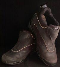 ARIAT WOMEN'S COBALT QUANTUM BLACK  PADDOCK ZIP ANKLE BOOT BOOTIES SIZE 6