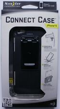 Nite Ize Connect Case Soild Black iPhone 4 & 4S CNT-IP4-01SC