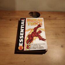Marvel comic essentials human torch #101-134 Essential Volume 1