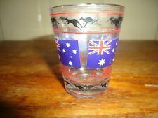 AUSTRALIA SOUVENIR SHOT GLASS