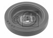 Crankshaft Belt Pulley 26923 by Febi Bilstein Genuine OE - Single