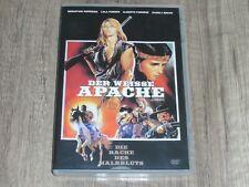 DVD Western Der weisse Apache - Die Rache Des Halbbluts aus Sammlung