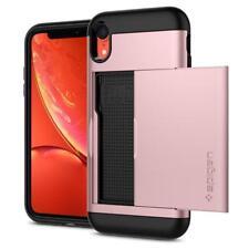 Spigen Slim Armor CS Case for iPhone XR - Rose Gold