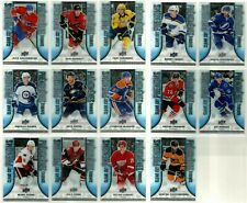 2016-17 UPPER DECK TIM HORTONS CLEAR CUT PHENOMS - Pick Singles - Finish The Set