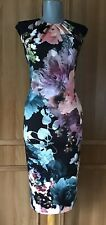 "New With Tags Coast ""Astrid"" Scuba Jersey Dress - Size 16"