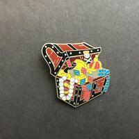 WDW Hidden Mickey - Pirates of the Caribbean Treasure Chest Disney Pin 51165