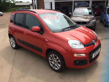 Fiat Panda 25,000 to 49,999 miles Vehicle Mileage Cars