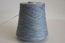 A46 500g Cashmere/cachemira/lana (lana merina) multicolor (4) de punto